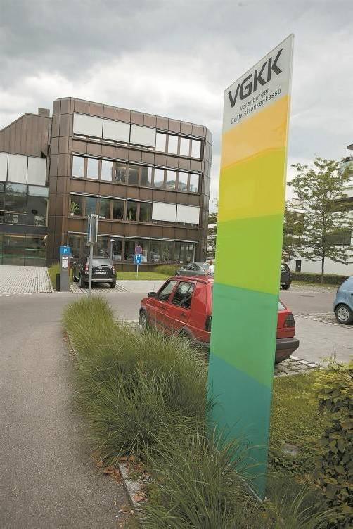 Die Gebietskrankenkasse will um jeden Euro aus dem Ausgleichsfonds kämpfen.  Foto: VN/hartinger