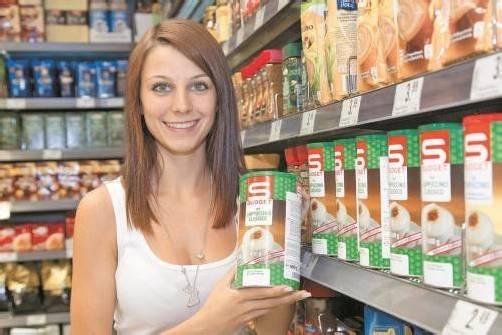 Die Kunden von Interspar profitieren von der vielfältigen Produktauswahl und dem Angebot der Eigenmarke S-Budget. Foto: VN/Paulitsch