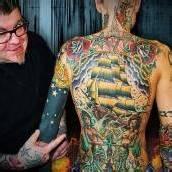 Tattoos – farbiger Körperkult
