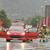 Dornbirn: Explosionsgefahr wegen undichter Gasflasche