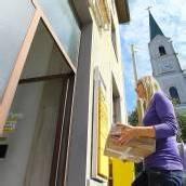 Das Postamt im Hatlerdorf bleibt