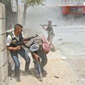 Gemeinsam gegen Assad