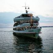 Schiffsprozession an Maria Himmelfahrt
