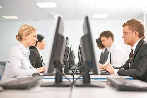 Die Wifi Fachakademien bieten beste Chancen, sich für die EDV zu qualifizieren. Foto: Shutterstock