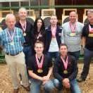 Fünf Meistertitel an Huber und Stoderegger