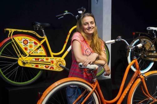 Die neusten Fahrradtrends Eurobike Friedrichshafen Messe Friedrichshafen Ausstellung