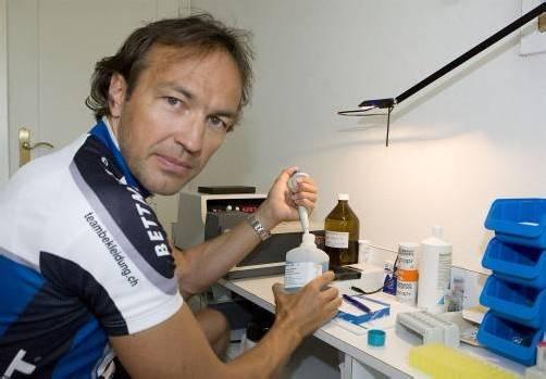 Dopingkontrolleur Julius Benkö würde sich gezieltere Test bei Sportlern wünschen. Foto: paulitsch