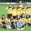 U-11-Team des FC Höchst Klassensieger