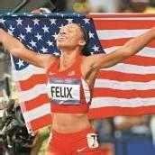 Felix holte das Gold über 200 Meter