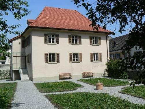 Franz-Schubert-Museum in Hohenems. foto: schubertiade