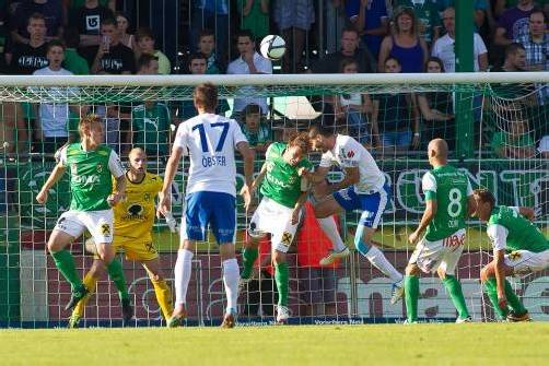 Fussball, Erste Liga, 5. Spieltag, SC Austria Lustenau - SV Grödig