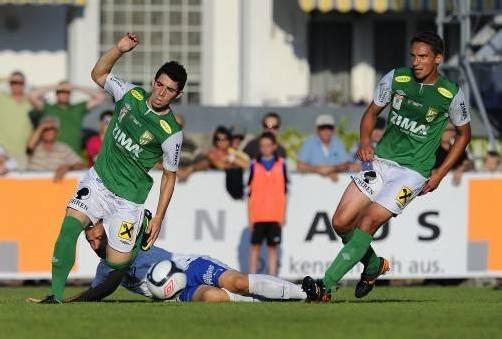 Fussball Erste Liga Erste Liga, 5. Spieltag SC Austria Lustenau - SV Grödig