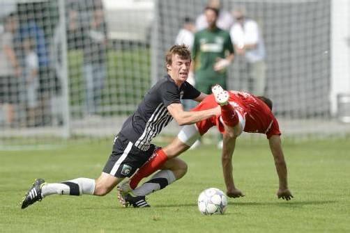 Fußball Vorarlbergliga FC Alberschende - FC Egg
