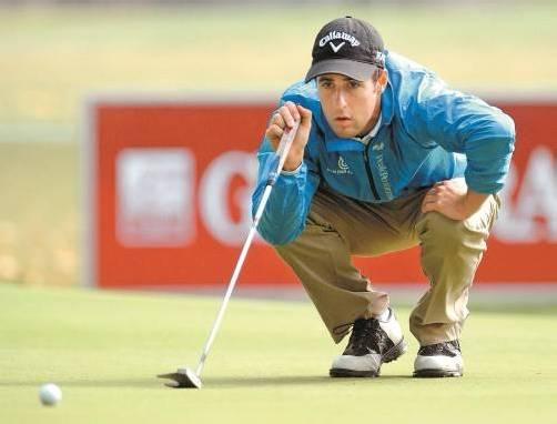 Golfer Manuel Trappel ist eine heiße Aktie für Rio. Foto: apa