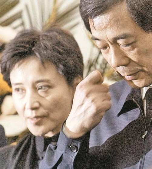 Gu Kailai mit ihrem Ehemann Bo Xilai. Foto: DAPD