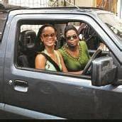Rihanna als Reiseführerin