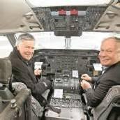 InterSky: Investor Wöhrl hält weitere Flugzeuge für denkbar
