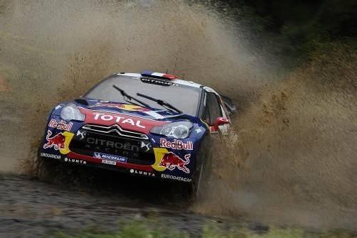 Hat die Deutschland-Rallye schon acht Mal in Serie gewonnen: Der Franzose Sébastien Loeb. Foto: epa