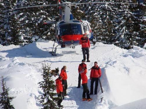Hatte weltweit für Aufsehen gesorgt: das Lawinenunglück, bei dem Prinz Friso abseits der Piste in Lech am Arlberg verschüttet wurde. VN, apa