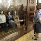 Pussy Riot-Prozess: Drei Jahre Gefängnis gefordert