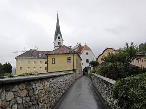 In Schwaz in Tirol waren auch Vorarlberger Mädchen untergebracht. Foto: APA