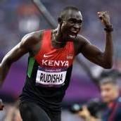 Rudisha lief ohne Hilfe zum neuen Weltrekord
