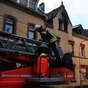 Vier kleine Kinder sterben bei Brand in Saarbrücken