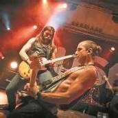 Purer Rock mit Kuschel-Atmosphäre