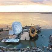 Wunderbarer Abend für letzten André Chénier auf der Seebühne, Zauberflöte wurde gestern bereits rege gebucht