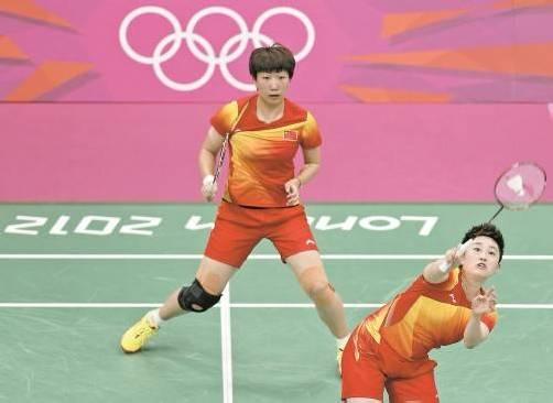 Karriereende nach dem Olympiaskandal: Yu Yang. Foto: ap