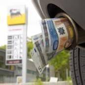 Österreicher tanken im EU-Vergleich billig
