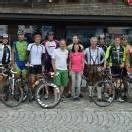 Radstrecke des Trans Vorarlberg getestet