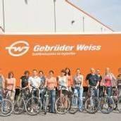 Fahrrad-Wettbewerb bei Gebrüder Weiss