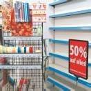 5 Millionen Kunden bei Schlecker-Abverkauf