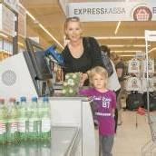 Neue Express-Kassen bei Spar