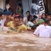 Zwei Millionen Menschen auf den Philippinen in Not
