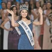 Chinesin ist die neue Miss World