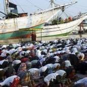 Muslime feiern weltweit Ende des Fastenmonats