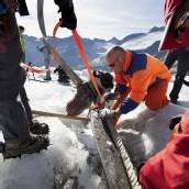 Propeller der legendären Dakota auf dem Gauligletscher entdeckt