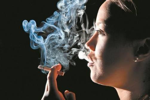 Nahezu jeder dritte Vorarlberger ist nikotinsüchtig. Foto: VN/Hartinger
