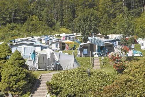 Neben Zelt, Wohnmobil und Wohnwagen werden Miet-Bungalows immer beliebter. Foto: VN/camping Sonnenberg