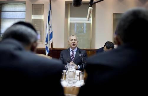Netanjahu hat seinen Entschluss offenbar bereits gefällt. Reuters