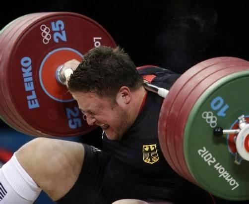 Noch immer nicht fit: Matthias Steiner. Foto: dapd