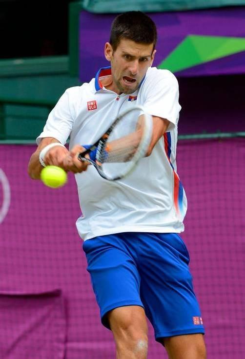 Novak Djokovic trifft im Finale von Toronto auf Richard Gasquet. ap