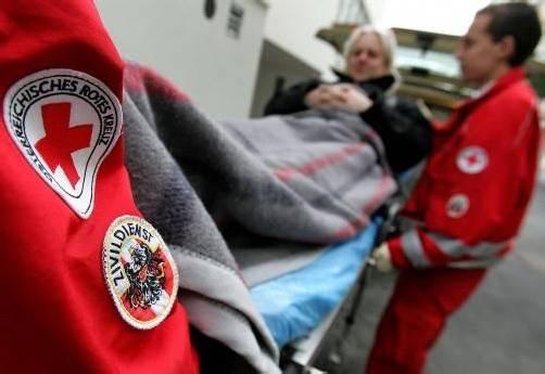 Organisationen wie das Rote Kreuz suchen stets nach Zivildienern. 2018 konnten rund 90 Prozent des Bedarfs gedeckt werden.APA