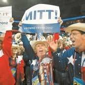 Holpriger Start für Romney