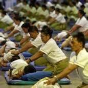 Thailänder stellen Weltrekord im Massen-Massieren auf