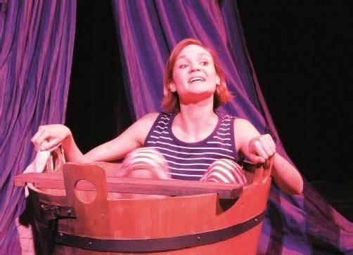 Piratenmolly mit dem Vorarlberger Landestheater
