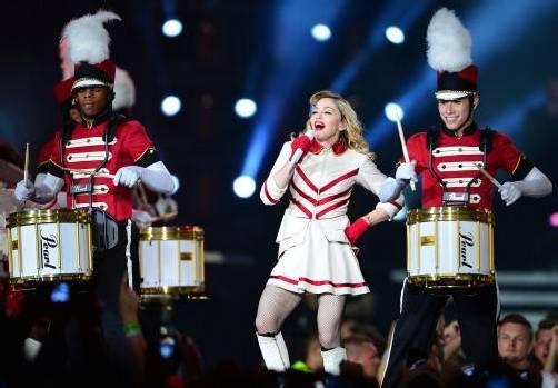 Pop-Diva Madonna sorgte einmal mehr für Ärger.