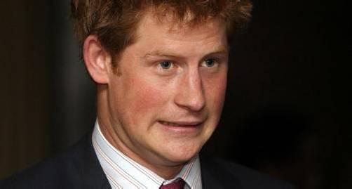 """Prinz Harry feiert ein unrühmliches Comeback als """"Party-Prinz"""": Gerade hatte der Dritte der britischen Thronfolge sein Image aufpoliert, da tauchen im Internet Nacktfotos von ihm mit einer jungen Frau auf. dapd; RTS"""